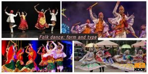 Folk dance form and type